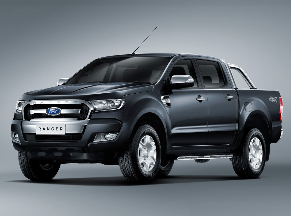 ford ranger double cab xlt 5 1