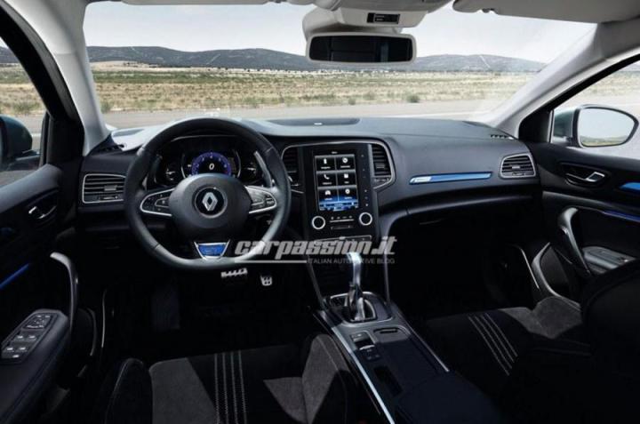Renault Megane int