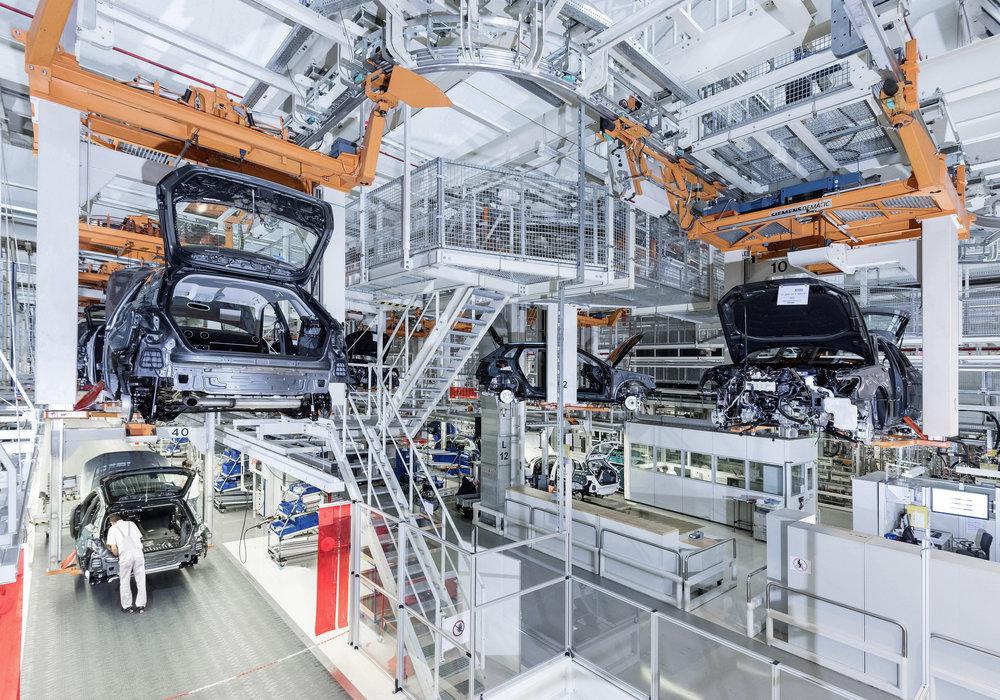 De la planta de Ingoldstadt -Alemania- sale la mayor cantidad de unidades del A3.