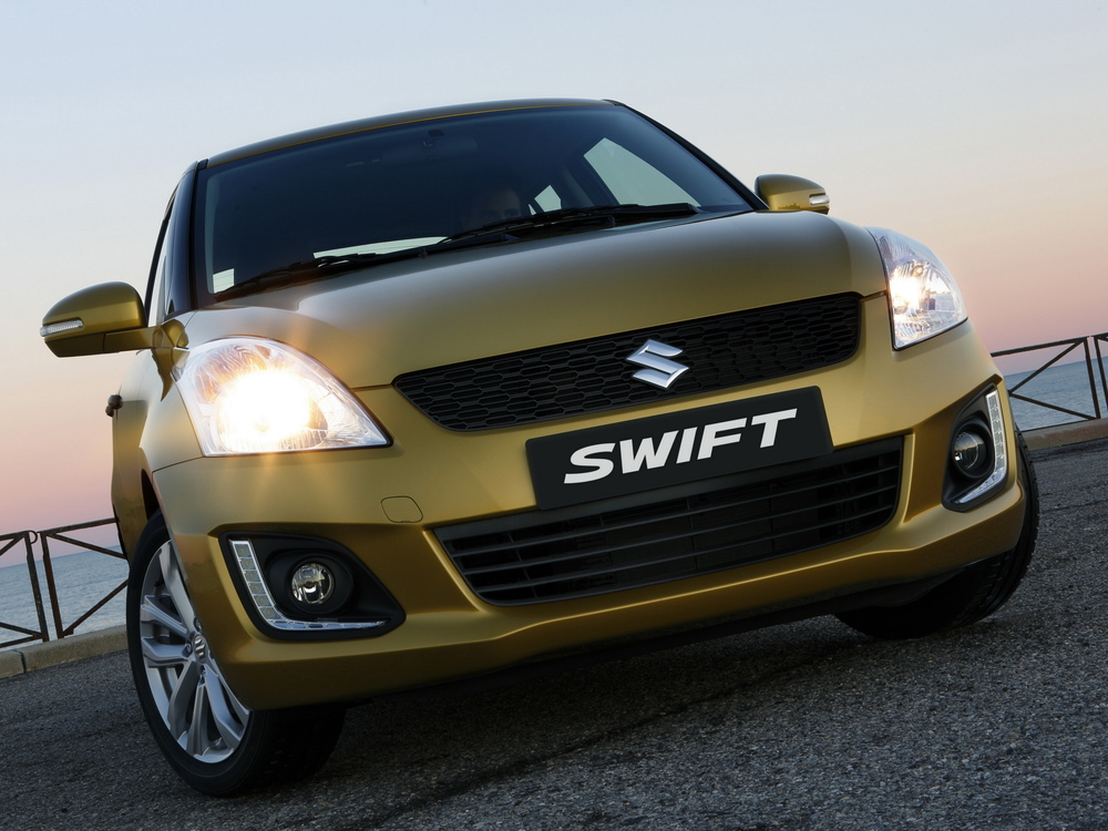 suzuki swift 5 door 1