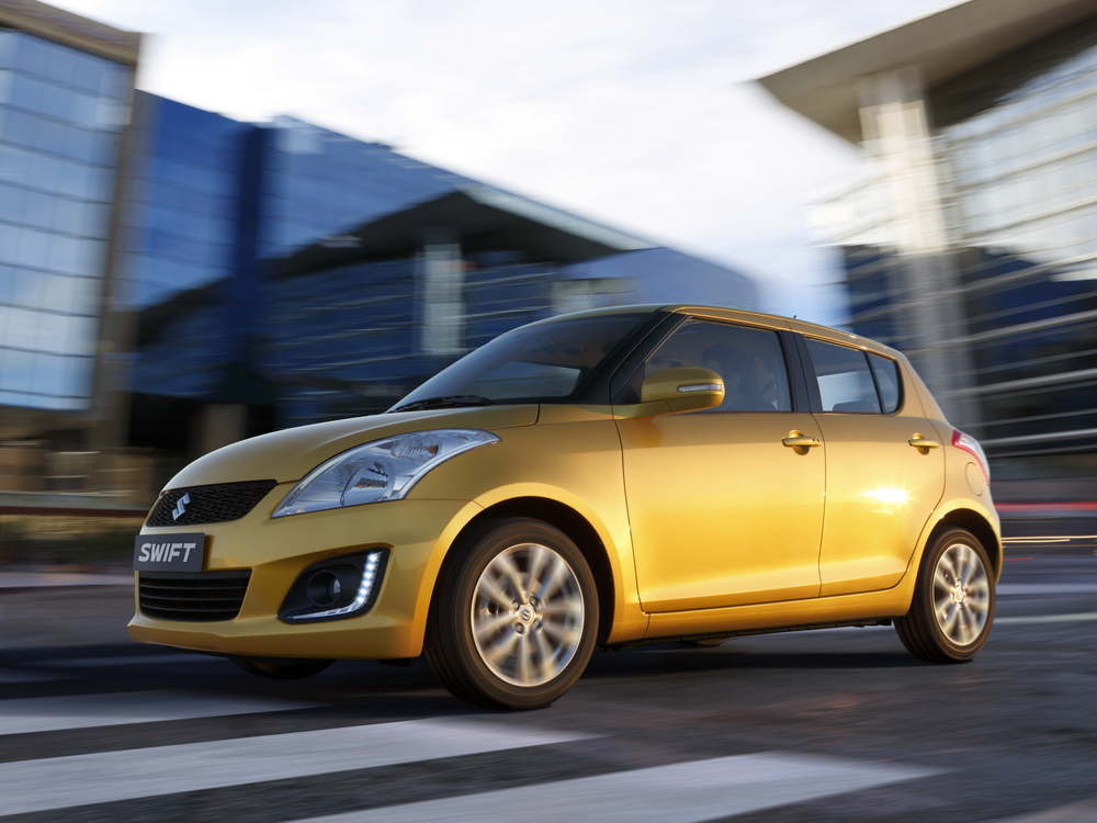 suzuki swift 5 door 3