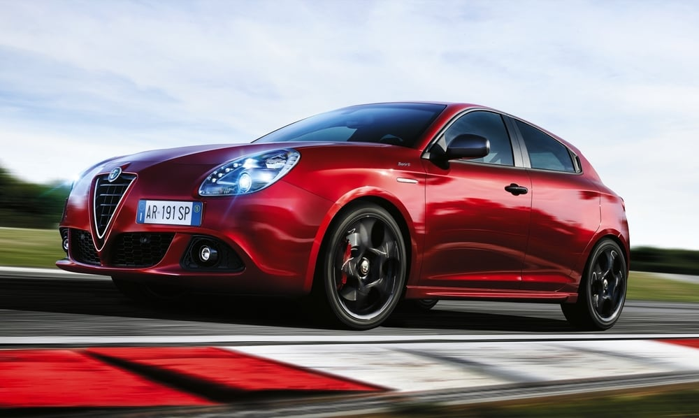Alfa Romeo Giulietta Sprint Speciale 01