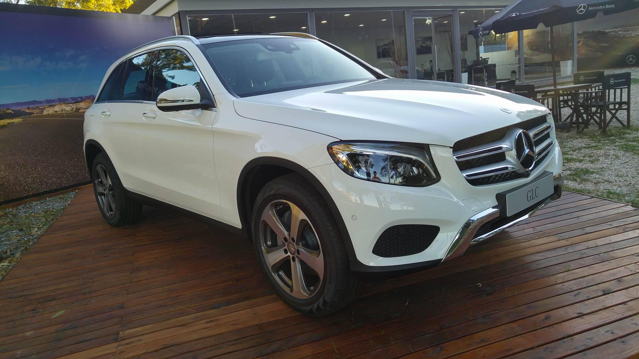 Mercedes Benz+GLC+Argentina