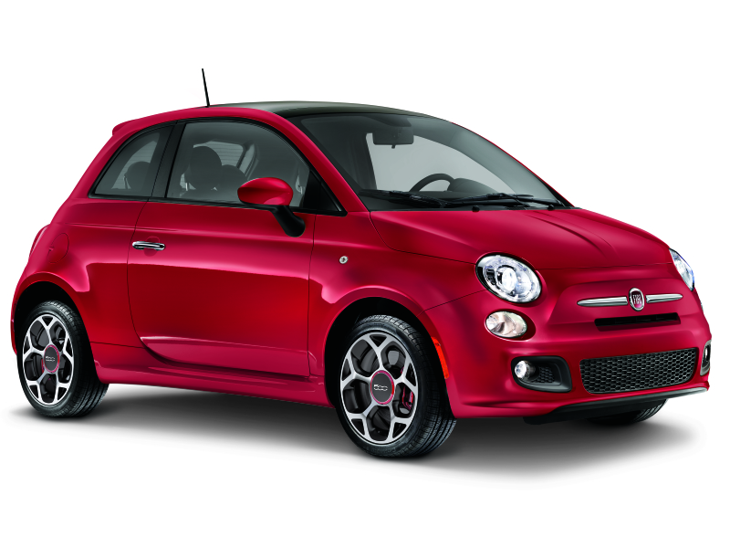 Lanzamiento: Fiat 500 Serie 4 (restyling) 2
