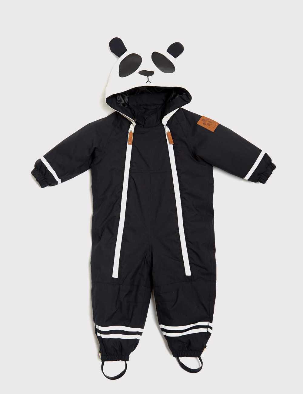 Baby Panda Coverall