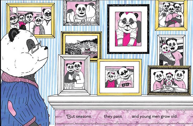 Growing old = Making memories 🖼📝📽📼📹📸 THANKS FOR BEING A PART OF THIS CONTEST and helping us make some more great memories!!! Winners to be announced tomorrow! #reminiscing #fathersday #fatherhood #kidlit #kidlitchat #childrensbook #bookgiveaway #bookmarketing #panda #scbwi #selfpublishing #indieauthor