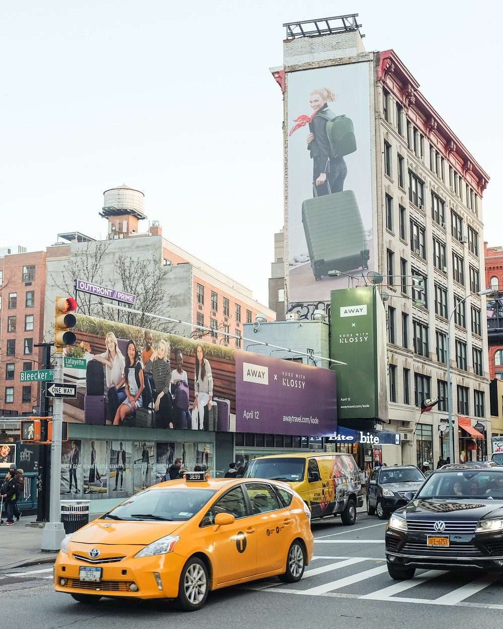 NoHo Domination Campaign feat. Karlie Kloss