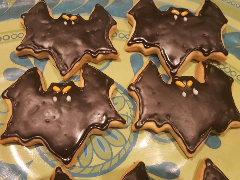 Bat Sugar Cookies  $2/ea