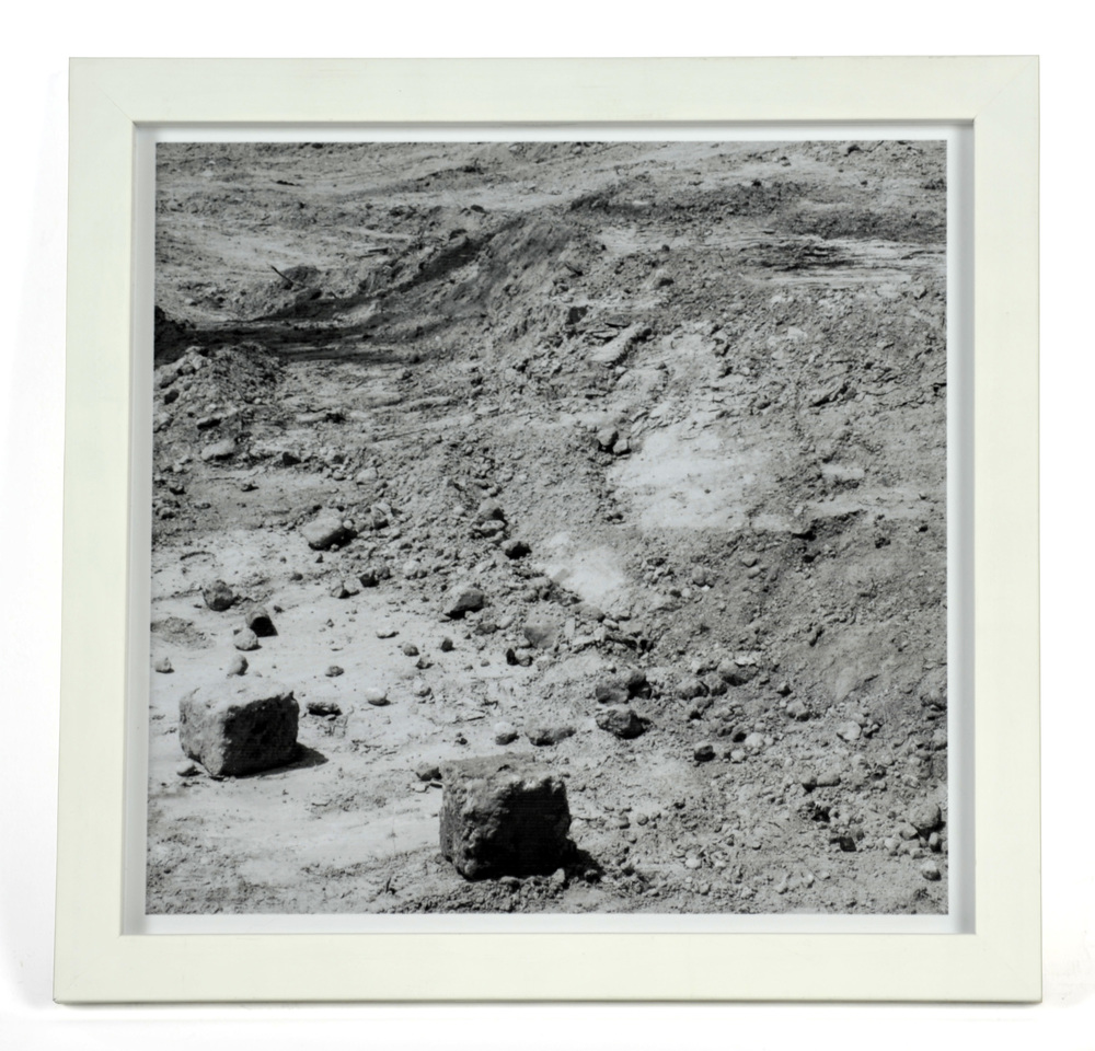 Joseph Pentheroudakis     Urban Geologies   02 , 2012  Archival digital print