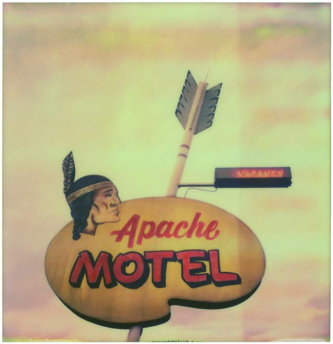 John Kane      Apache , 2013     Pigment print