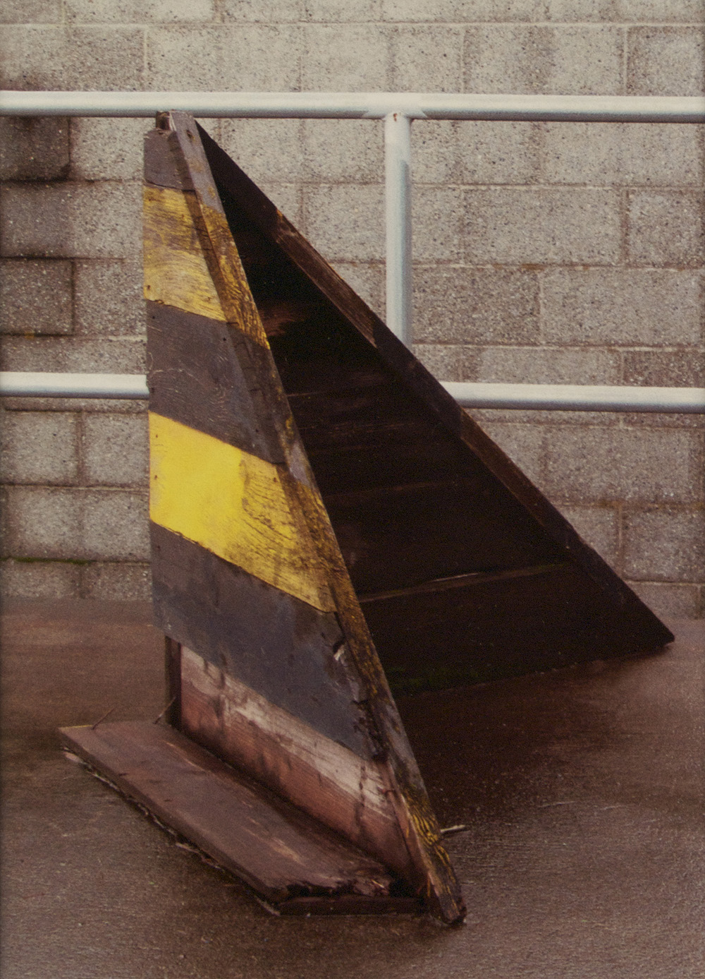Julia Haack   Found Sculpture #4 , 2010  Photograph