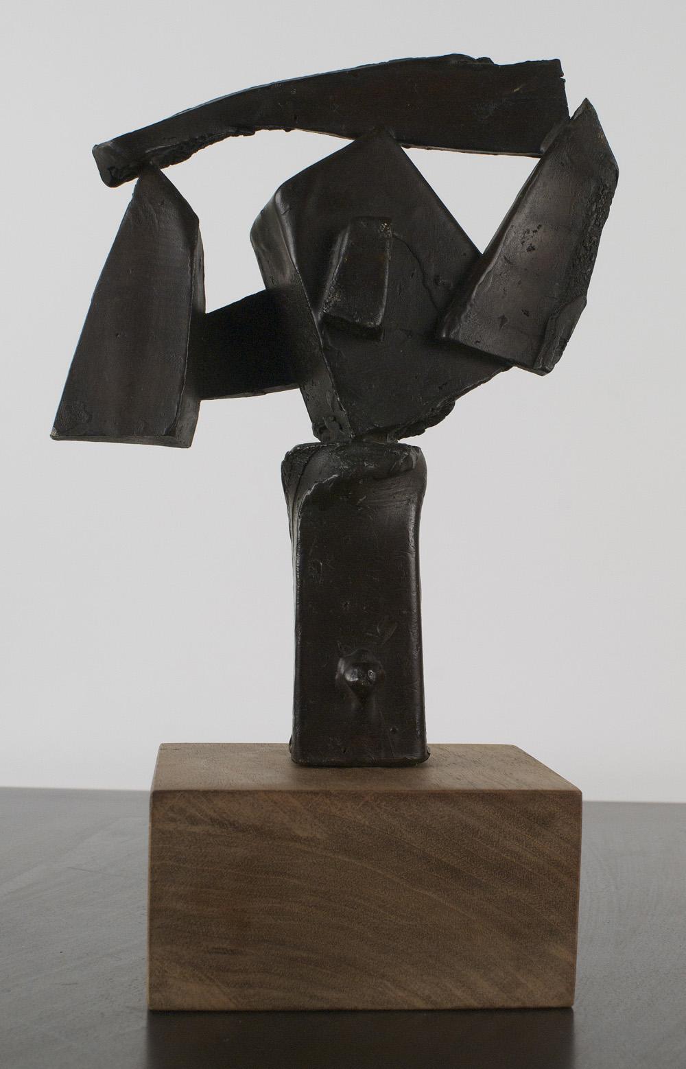 Joseph McDonnell   Sentinel , 1995  Bronze