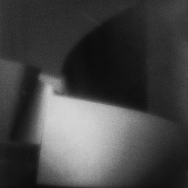 Jane Alynn,  Waves of Steel #2 , 2014.   zone plate photograph, gelatin silver print    10 x 10 in.    $375