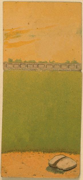Marc Falzon, Plate #16 , 2016.  archival inkjet print  8.5 x 4 in.  $400