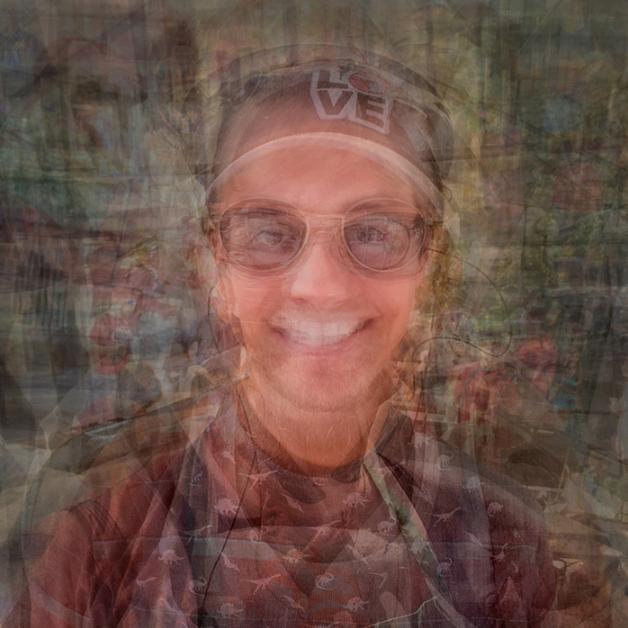 Al Wildey, Fifteen Artists , 2015.  digital composite  20 x 20 in.  $500