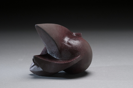 "Cynthia O'Brien  ""Scion #2,"" 2015  clay  Ottawa, Ontario  6""x5""x5""  $190"