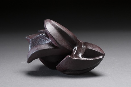 "Cynthia O'Brien  ""Scion #1,"" 2015  clay  Ottawa, Ontario  6""x7""x6""  $190"