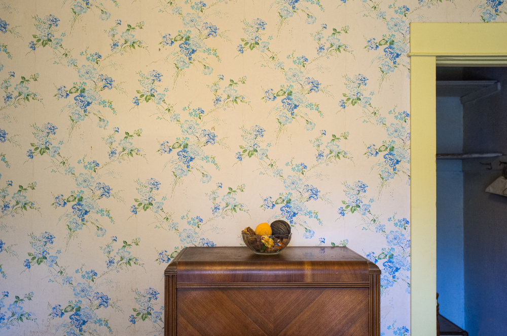 "Sharon Swanson  ""Bedroom #2,"" 2016  archival digital print  Seattle, WA  7""x10""x0""  $450"