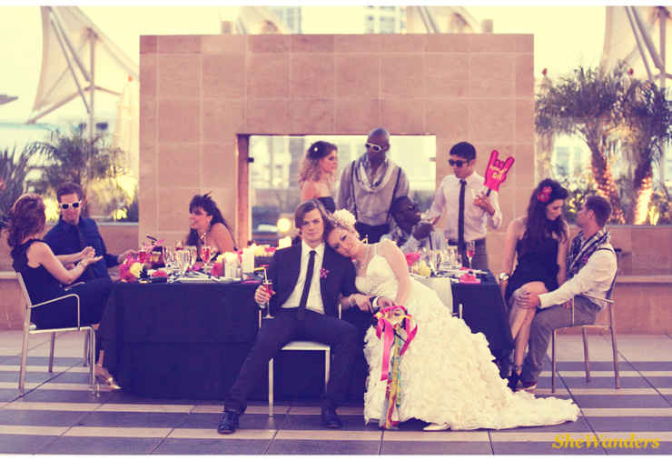 shewanders photography, southern californian wedding photography, wedding party