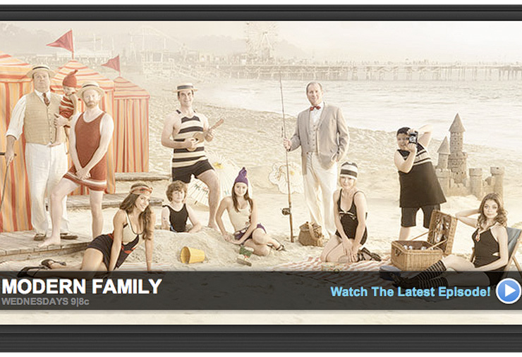 Modern Family ad, San Diego Wedding Photography, She Wanders Photography