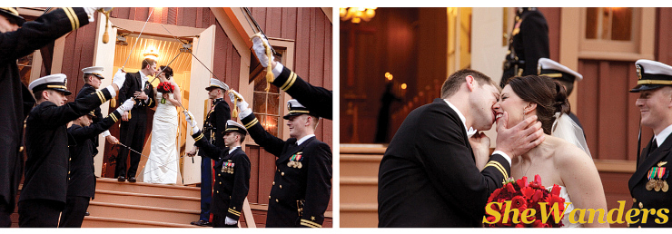 shewanders photography, san diego wedding photography, navy sword ceremony, yosemite