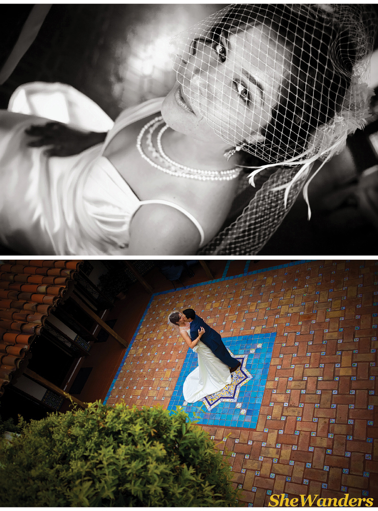 la jolla wedding photography, shewanders wedding photography, darlington house, birdcage veil