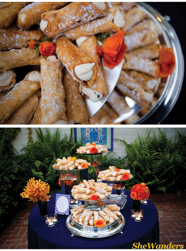 la jolla wedding photography, shewanders wedding photography, darlington house, cannoli