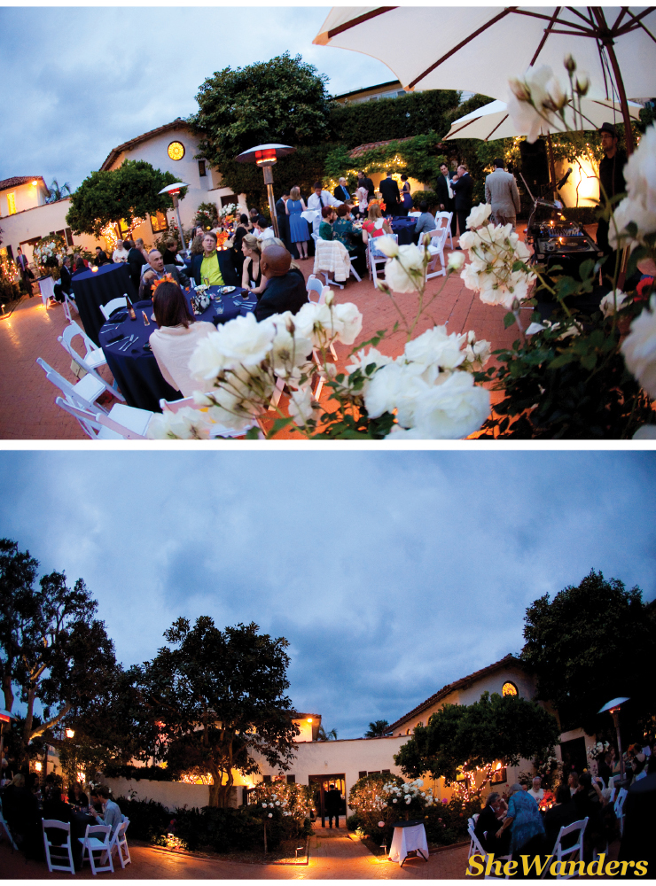 la jolla wedding photography, shewanders wedding photography, darlington house, the reception