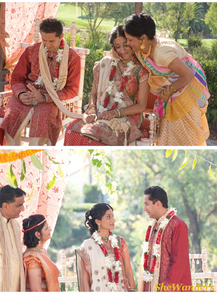 beutiful indian wedding ceremony, san diego wedding photography, san diego indian wedding photography, shewanders photography