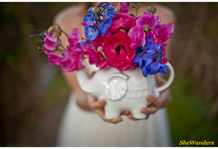 shewanders photography, san diego wedding flowers