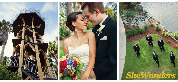 san diego wedding photography, boutonnieres, paradise point wedding