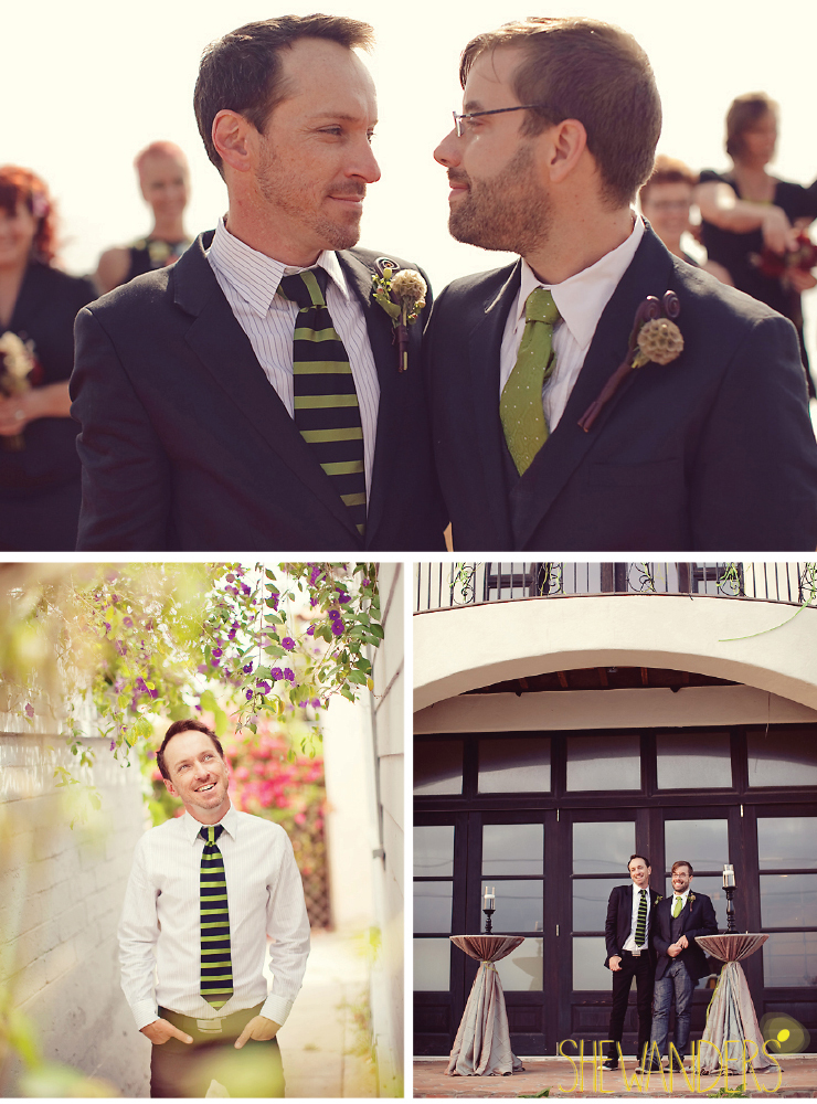 point loma wedding photography, gay wedding photography, shewanders photography