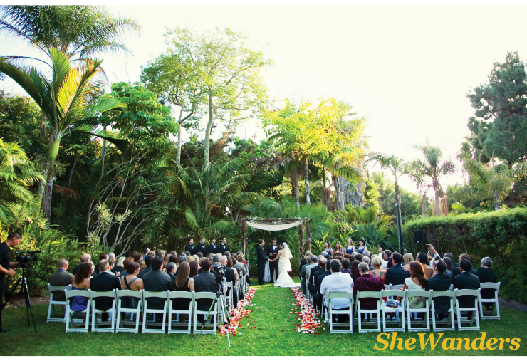 san diego wedding photography, outdoor wedding, wedding canopy