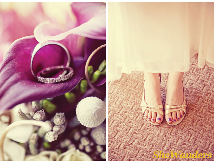 san diego wedding photography, wedding ring, wedding shoes