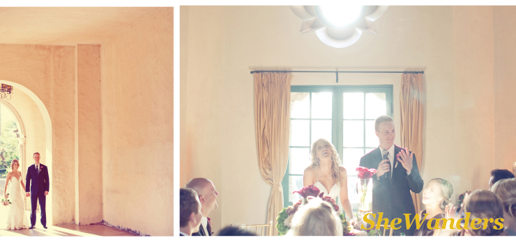 groom giving a speech, san diego wedding photography, shewanders photography, the prado balboa park