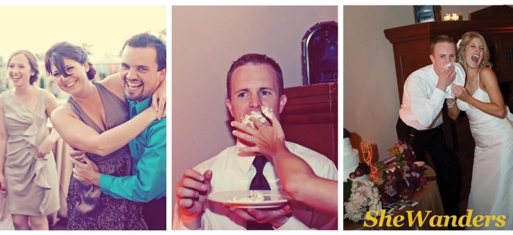 cake, san diego wedding photography, shewanders photography, the prado balboa park