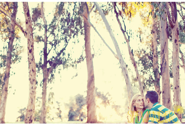 shewanders, san diego engagement photography, woods