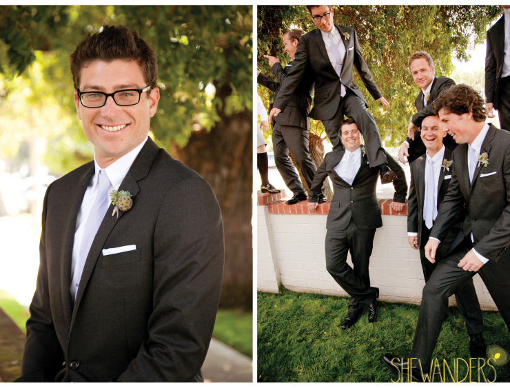 groom, groomsmen, coronado wedding photographer, san diego vintage wedding photography, shewanders photography