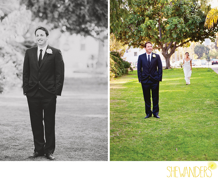 shewanders photography, balboa park, san diego, bride, groom, wedding reveal