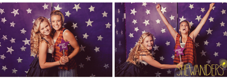 shewanders photography, Smilebooth photography, photo booth, playful