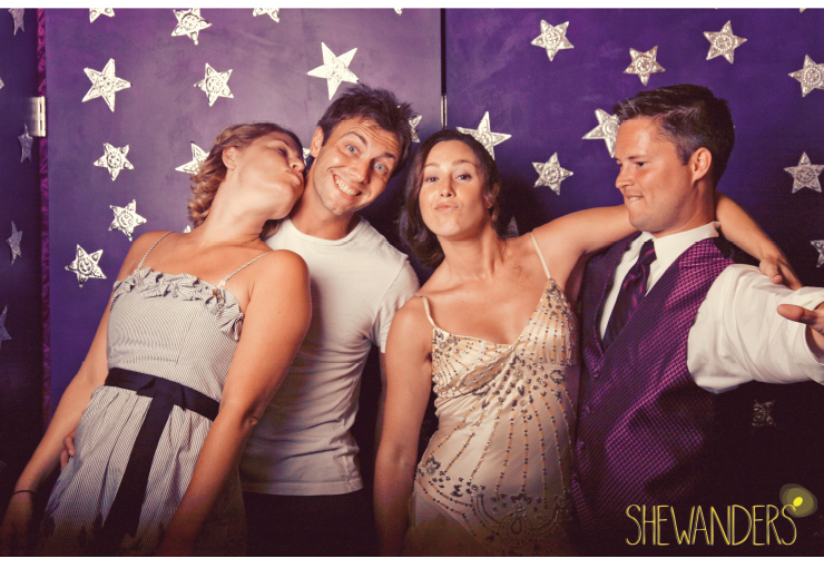 shewanders photography, Smilebooth photography, photo booth, playful pose