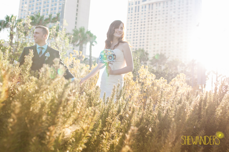 san diego wedding photography, downtown wedding photography, new childrens museum wedding photography