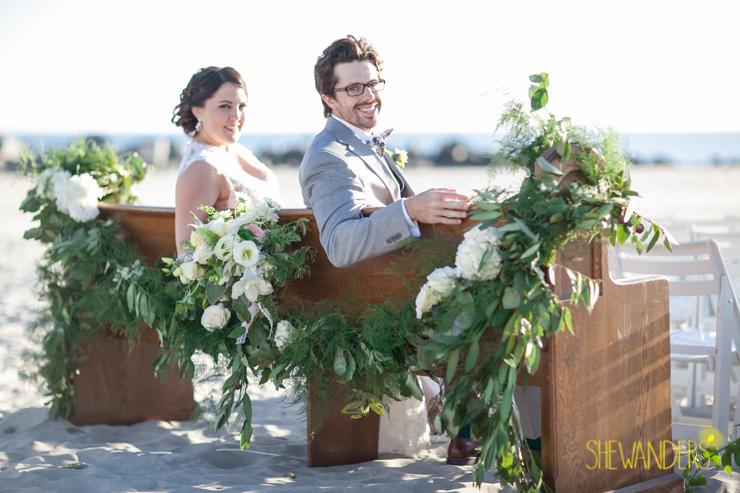 shewanders photography, wedding photography hotel del, beach wedding coronado