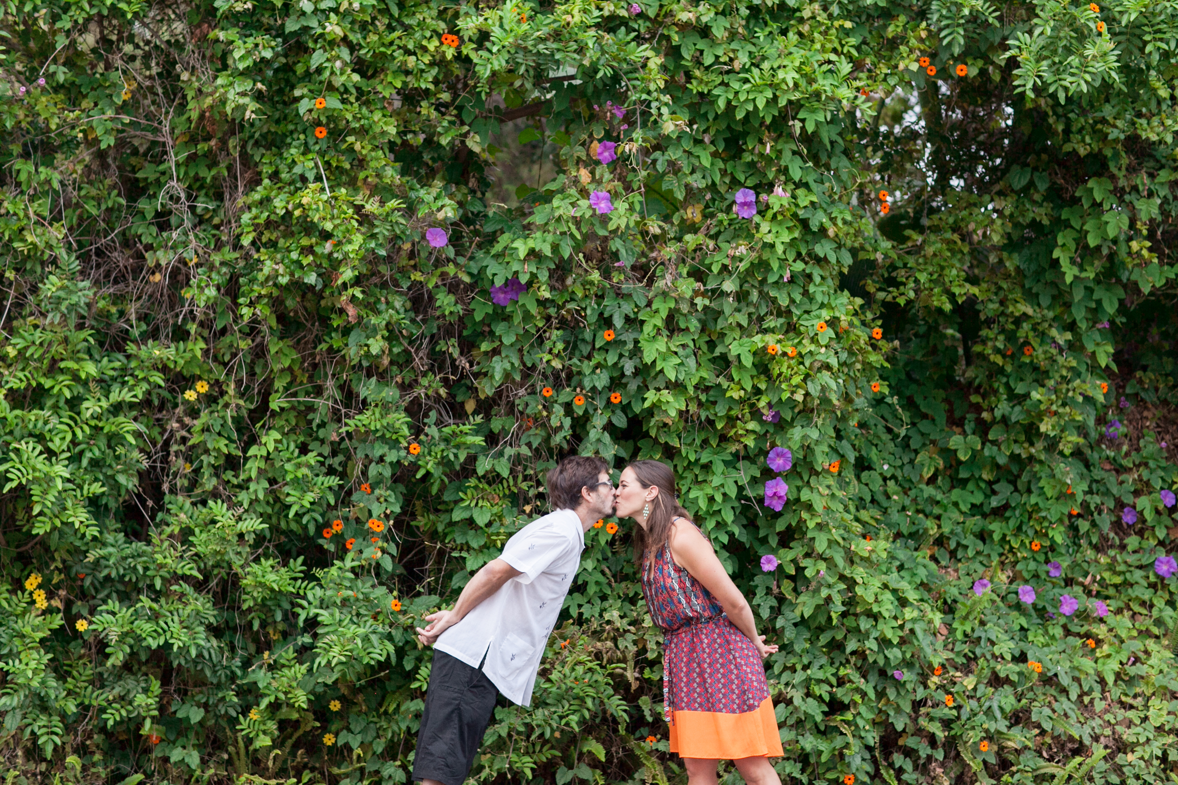 SheWanders Photography, Sab Diego Engagement Photography, minimalism, living wall