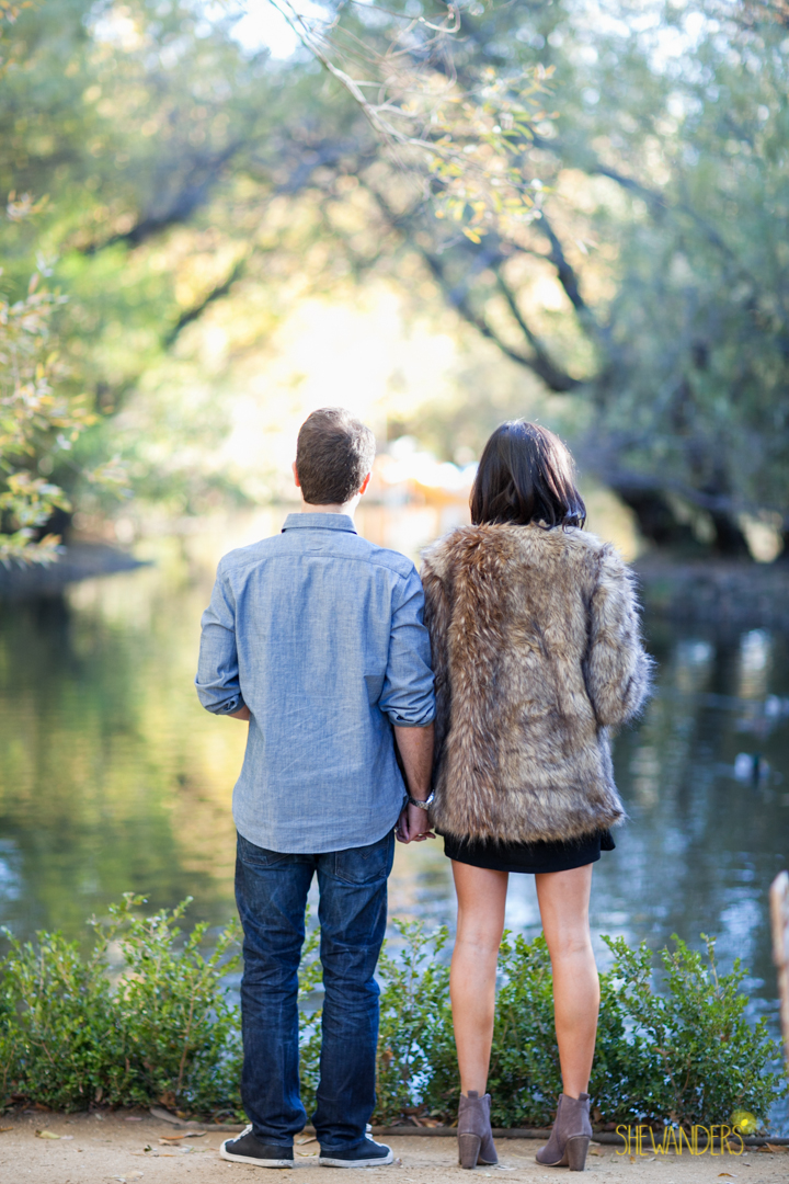 SheWanders Photography, holding hands, water, backside, couple, cute, nice