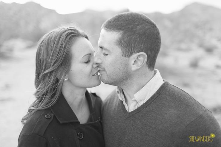 SheWanders Photography, beautiful, closeup, intimate, kiss, black and white,