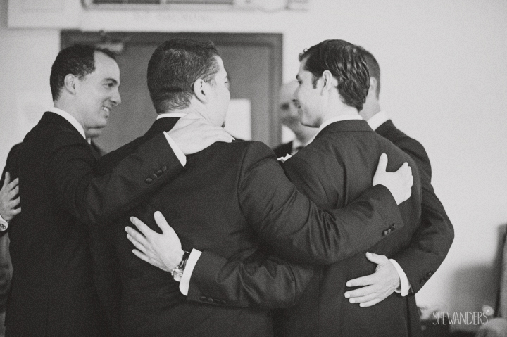 shewanders photography, wedding photography, portrait photography, portraits, groom, bride, black and white, groomsmen