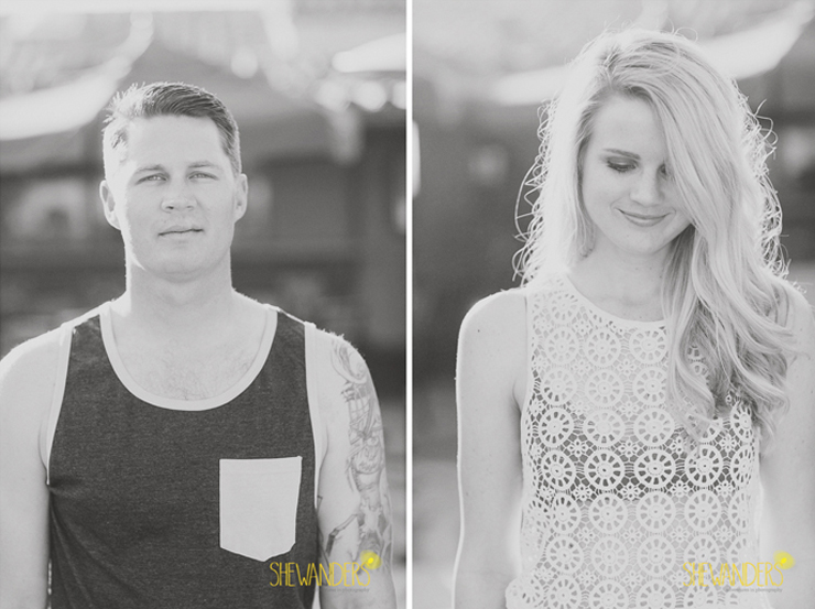 la jolla beach and tennis club shewanders black and white engagement