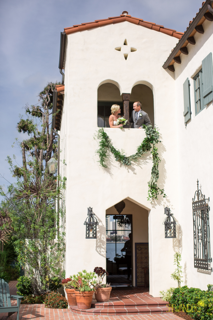 Coronado wedding photography, private estate wedding photography, shewanders wedding photography