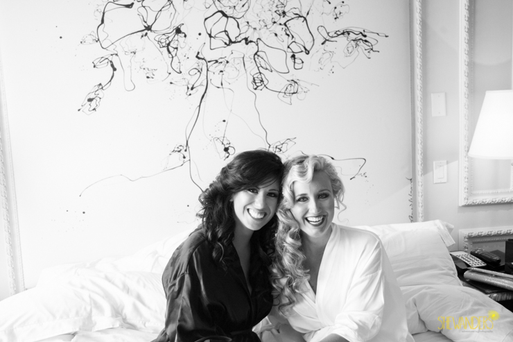 matron of honor, us grant hotel wedding photography, san diego wedding photography, shewanders wedding photography